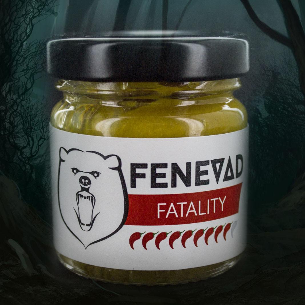 Fatality chili szósz